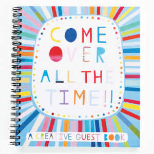 Come Over All the Time Guestbook