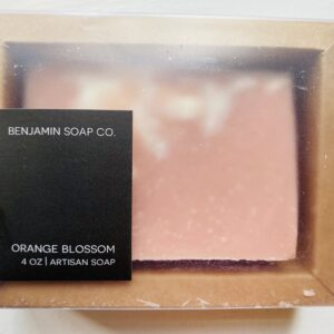 Orange Blossom Artisan Soap