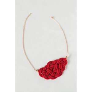 The Wanderer Necklace - Red, Long