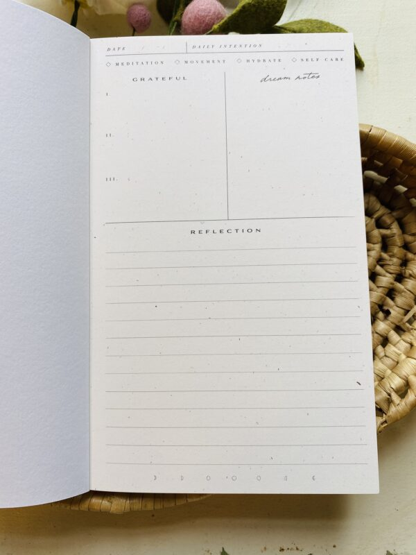 Intentional Day Journal