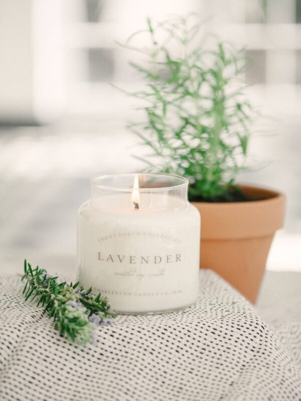 Lavender 16 oz. Soy Candle